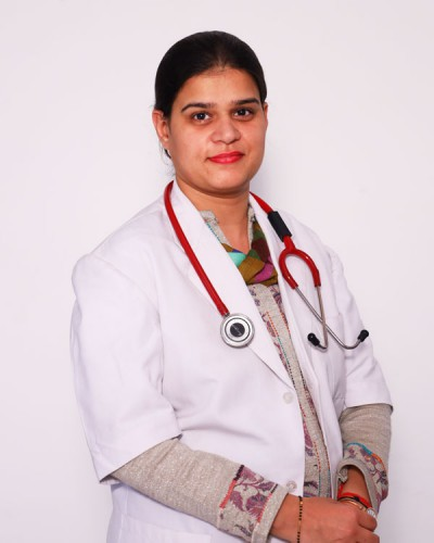 Dr. Priya C Bassi