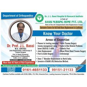 Dr. J.L. Bassi