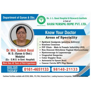 Dr. Sudesh Bassi