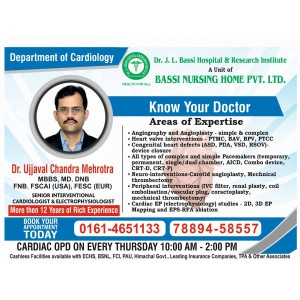 Dr. Ujjaval Chandra  Mehrotra